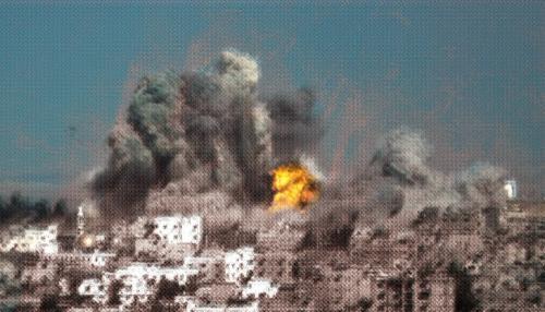 """""""Γάζα υπό πολιορκία & η αρχιτεκτονική της βίας"""" προβολή/συζήτηση [barricada] - 25 οκτώβρη 2014"""